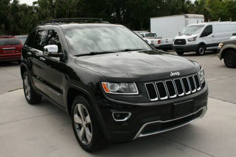 2014 Jeep Grand Cherokee for sale at Mike's Trucks & Cars in Port Orange FL