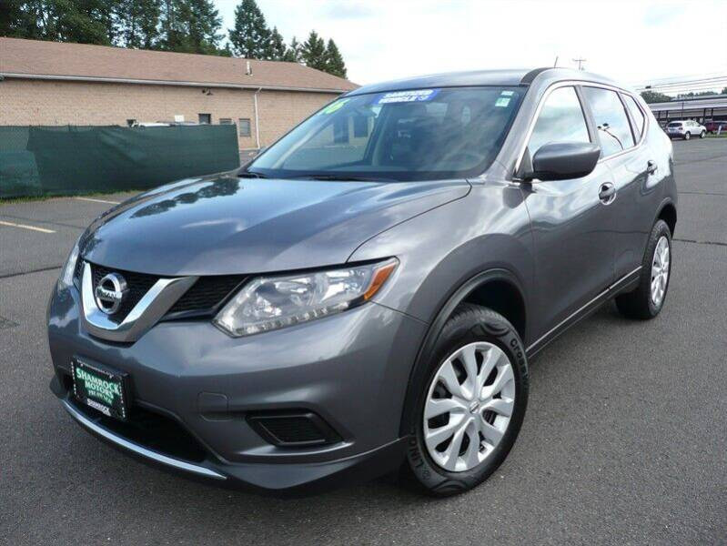 2016 Nissan Rogue AWD S 4dr Crossover - East Windsor CT