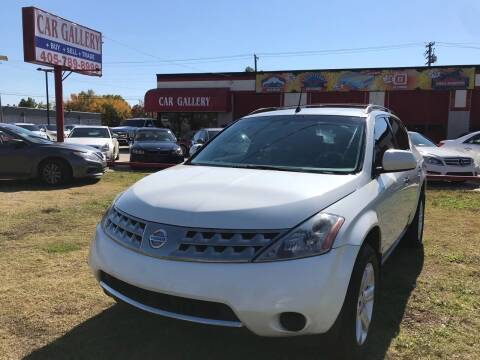 2007 Nissan Murano for sale at Car Gallery in Oklahoma City OK