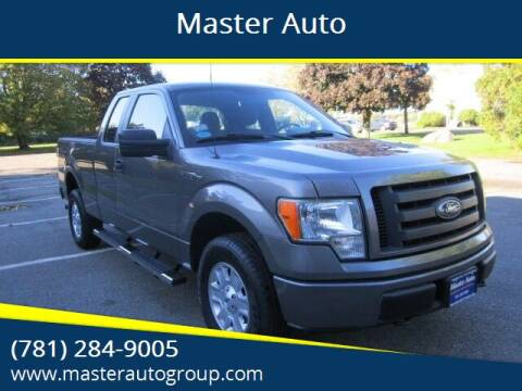2010 Ford F-150 for sale at Master Auto in Revere MA