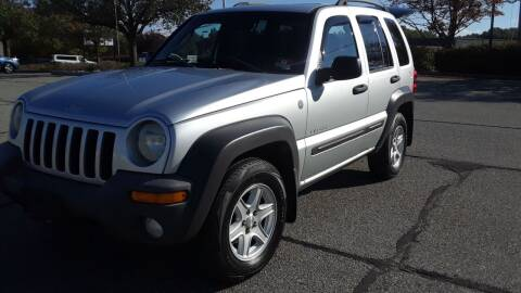 2004 Jeep Liberty for sale at Jan Auto Sales LLC in Parsippany NJ
