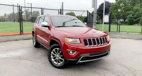 2014 Jeep Grand Cherokee for sale at Maxima Auto Sales in Malden MA