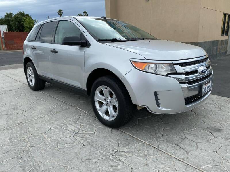 2013 Ford Edge for sale at Exceptional Motors in Sacramento CA