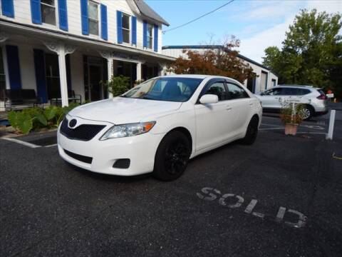 2011 Toyota Camry for sale at Elite Motors INC in Joppa MD