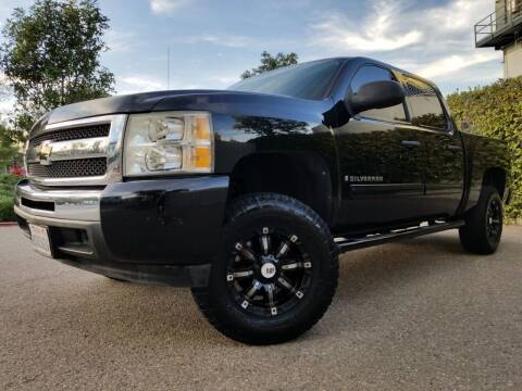 2009 Chevrolet Silverado 1500 for sale at San Diego Auto Solutions in Escondido CA