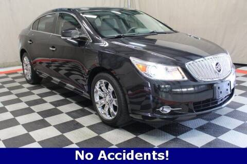 2012 Buick LaCrosse for sale at Vorderman Imports in Fort Wayne IN