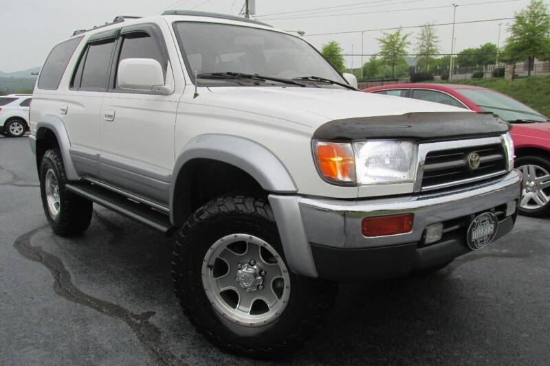 1998 Toyota 4Runner for sale at Tilleys Auto Sales in Wilkesboro NC