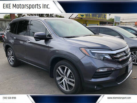 2016 Honda Pilot for sale at EKE Motorsports Inc. in El Cerrito CA