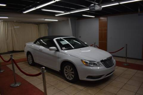 2012 Chrysler 200 Convertible for sale at Adams Auto Group Inc. in Charlotte NC