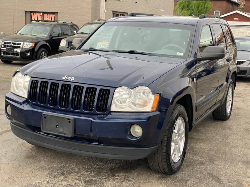 2005 Jeep Grand Cherokee for sale at IMPORT Motors in Saint Louis MO