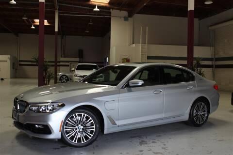 2018 BMW 5 Series for sale at SELECT MOTORS in San Mateo CA