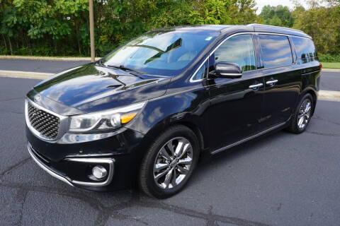 2016 Kia Sedona for sale at Modern Motors - Thomasville INC in Thomasville NC