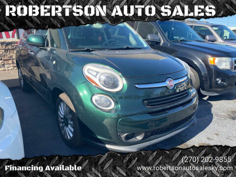 2014 FIAT 500L for sale at ROBERTSON AUTO SALES in Bowling Green KY