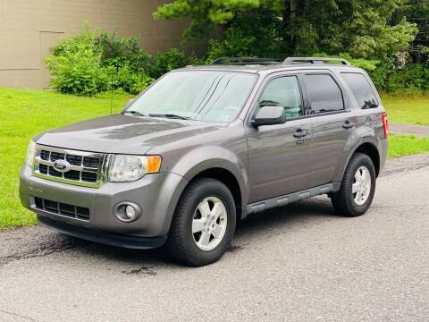 2012 Ford Escape for sale at Pak Auto Corp in Schenectady NY