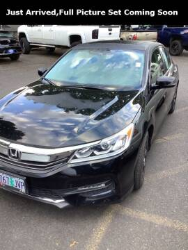 2017 Honda Accord for sale at Royal Moore Custom Finance in Hillsboro OR
