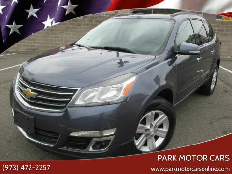 2013 Chevrolet Traverse for sale at Park Motor Cars in Passaic NJ