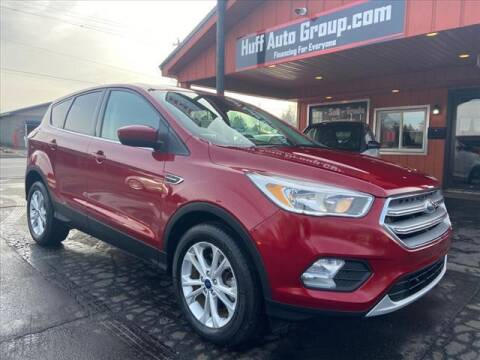 2017 Ford Escape for sale at HUFF AUTO GROUP in Jackson MI