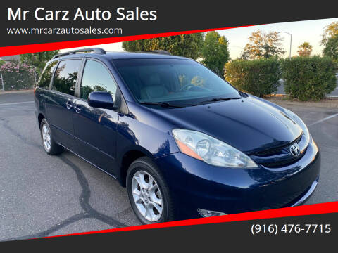 2006 Toyota Sienna for sale at Mr Carz Auto Sales in Sacramento CA