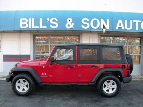 2008 Jeep Wrangler Unlimited for sale at Bill's & Son Auto/Truck Inc in Ravenna OH