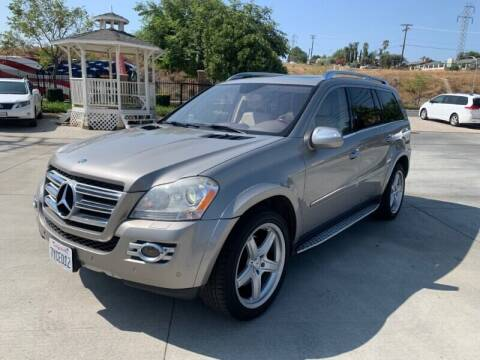 2009 Mercedes-Benz GL-Class for sale at Los Compadres Auto Sales in Riverside CA