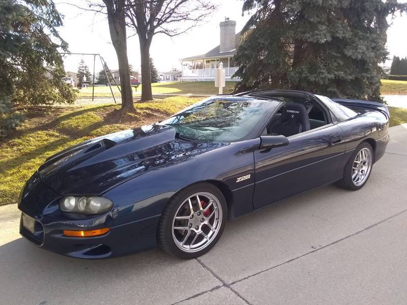 1999 Chevrolet Camaro for sale at Heartbeat Used Cars & Trucks in Harrison Twp MI