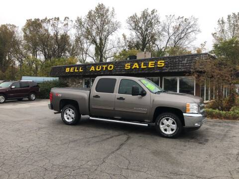 2013 Chevrolet Silverado 1500 for sale at BELL AUTO & TRUCK SALES in Fort Wayne IN