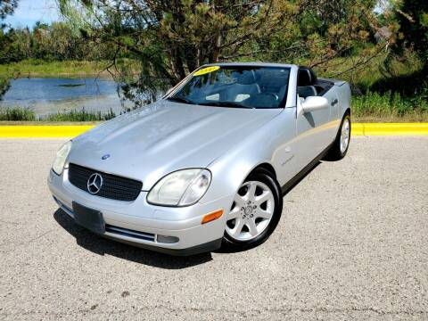 2000 Mercedes-Benz SLK for sale at Excalibur Auto Sales in Palatine IL