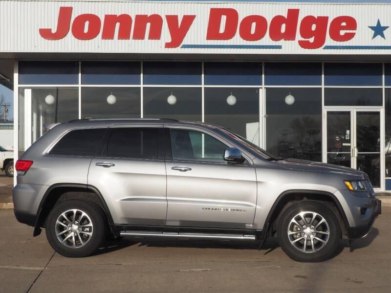 2015 Jeep Grand Cherokee for sale at Jonny Dodge Chrysler Jeep in Neligh NE