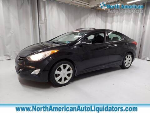 2013 Hyundai Elantra for sale at North American Auto Liquidators in Essington PA