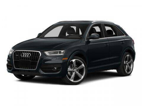 2015 Audi Q3 for sale at TRAVERS GMT AUTO SALES - Traver GMT Auto Sales West in O Fallon MO
