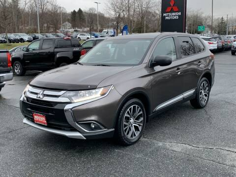 2017 Mitsubishi Outlander for sale at Midstate Auto Group in Auburn MA