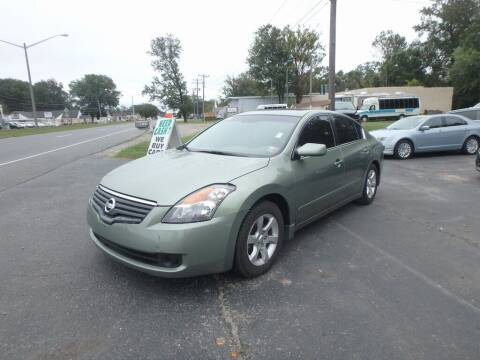 2008 Nissan Altima for sale at 6348 Auto Sales in Chesapeake VA