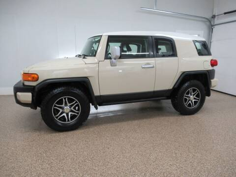 2008 Toyota FJ Cruiser for sale at HTS Auto Sales in Hudsonville MI