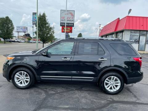 2013 Ford Explorer for sale at Select Auto Group in Wyoming MI