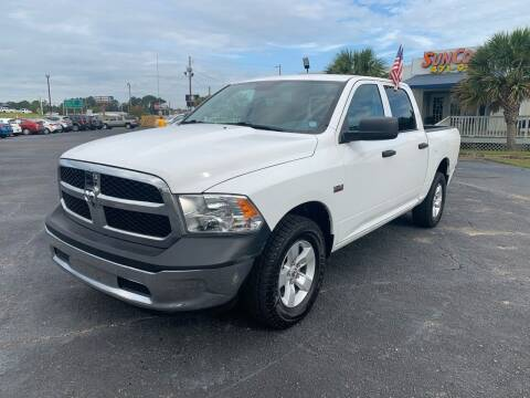 2018 RAM Ram Pickup 1500 for sale at Sun Coast City Auto Sales in Mobile AL