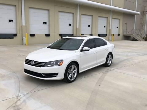 2014 Volkswagen Passat for sale at EUROPEAN AUTO ALLIANCE LLC in Coral Springs FL