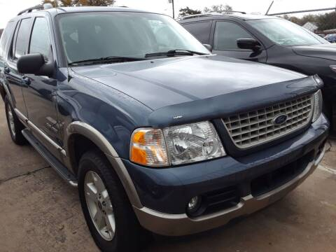 2004 Ford Explorer for sale at Auto Haus Imports in Grand Prairie TX