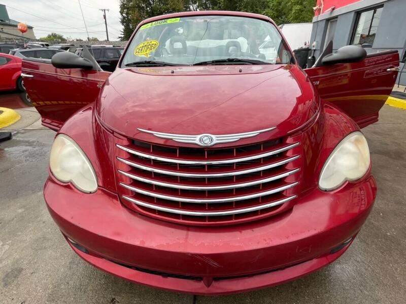 2006 Chrysler PT Cruiser for sale at Carmen's Auto Sales in Hazel Park MI