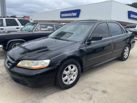 2002 Honda Accord for sale at CarUnder10k in Dayton TN