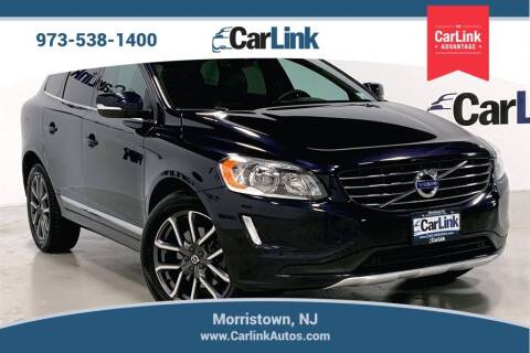 2016 Volvo XC60 for sale at CarLink in Morristown NJ