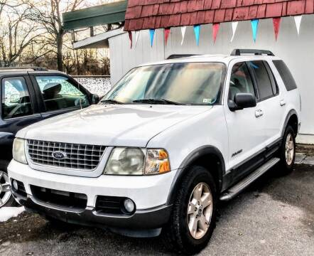 2005 Ford Explorer for sale at Abingdon Auto Specialist Inc. in Abingdon VA