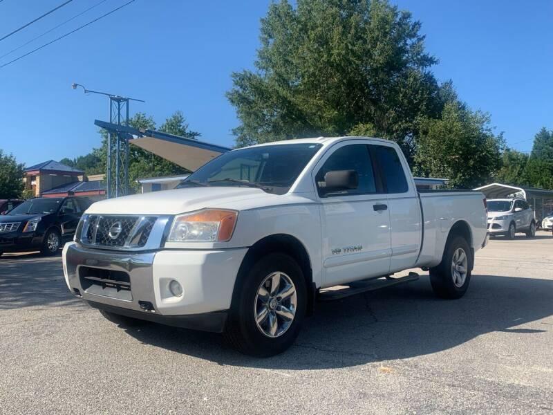 2014 Nissan Titan for sale at GR Motor Company in Garner NC