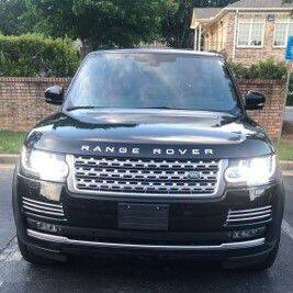 2014 Land Rover Range Rover for sale at Luxury Auto Line in Atlanta GA
