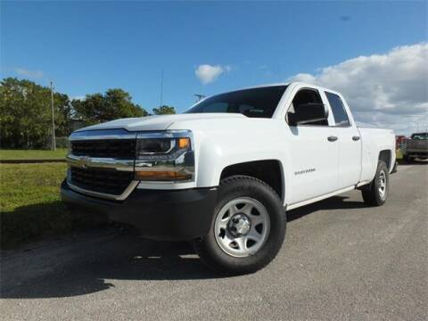 2017 Chevrolet Silverado 1500 for sale at Automotive Credit Union Services in West Palm Beach FL