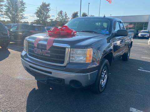 2011 GMC Sierra 1500 for sale at Charlotte Auto Group, Inc in Monroe NC
