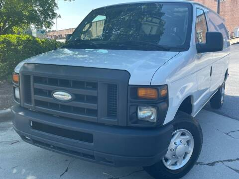2014 Ford E-Series Cargo for sale at William D Auto Sales in Norcross GA