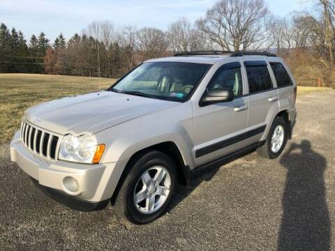 2009 Jeep Grand Cherokee for sale at Hutchys Auto Sales & Service in Loyalhanna PA