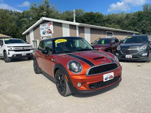 2012 MINI Cooper Hardtop for sale at Victor's Auto Sales Inc. in Indianola IA