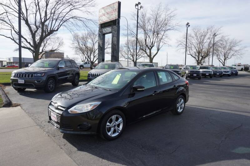 2013 Ford Focus for sale at Ideal Wheels in Sioux City IA