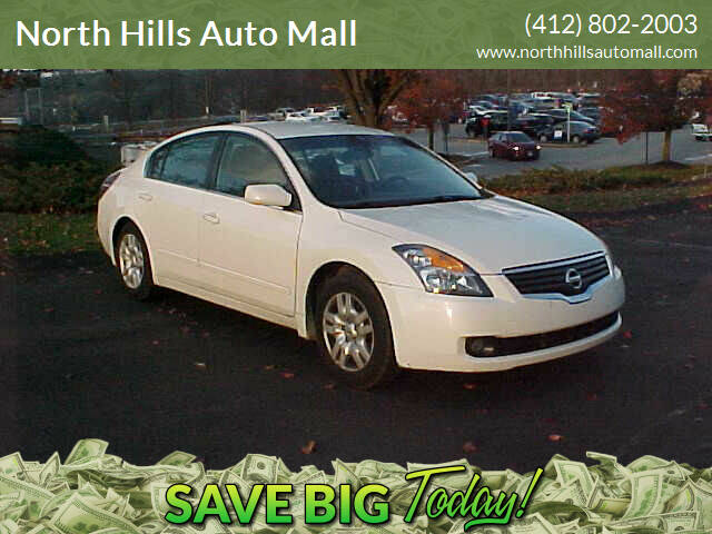 2009 Nissan Altima for sale at North Hills Auto Mall in Pittsburgh PA